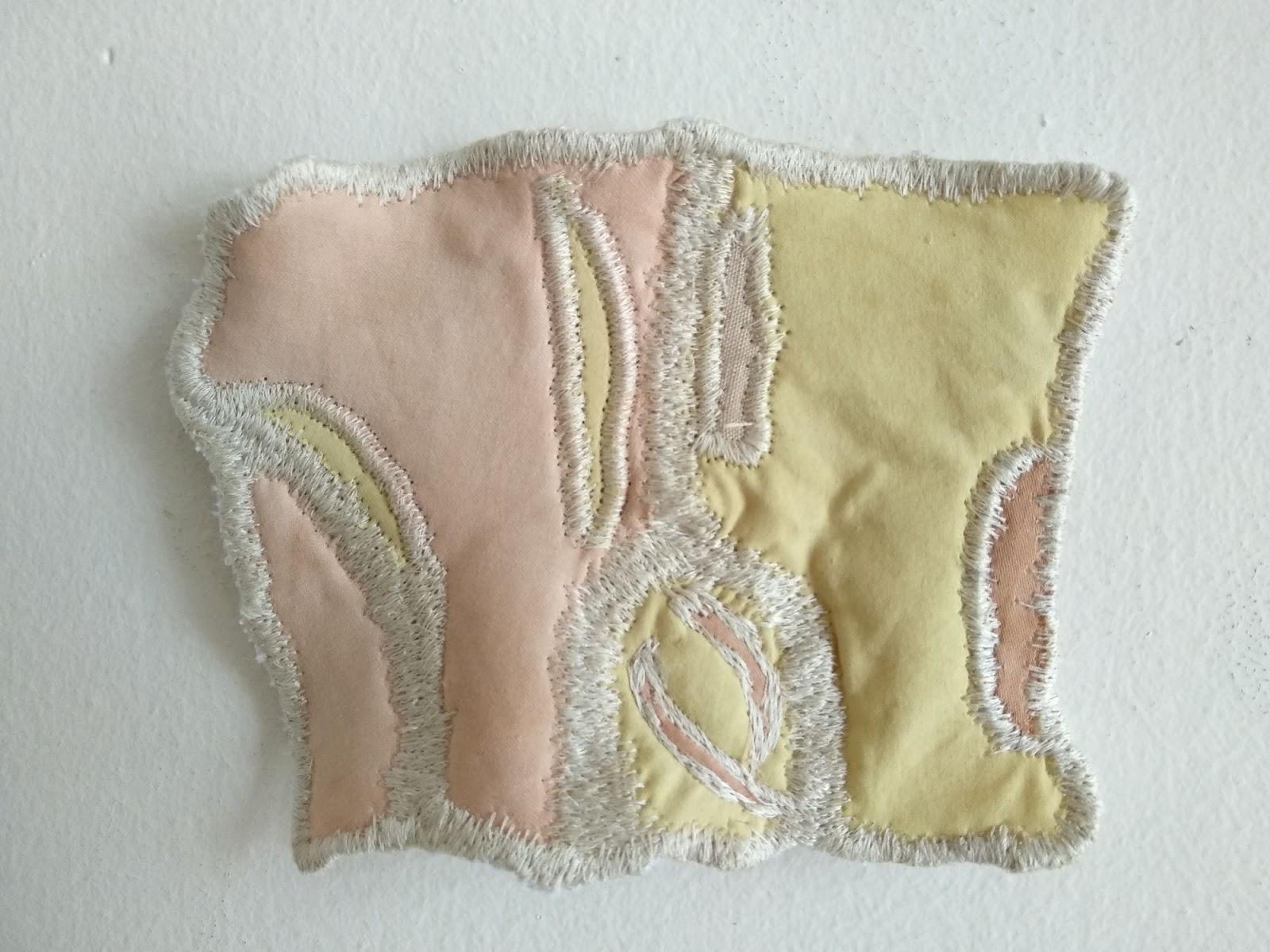 Textile Art by Agy - Mending