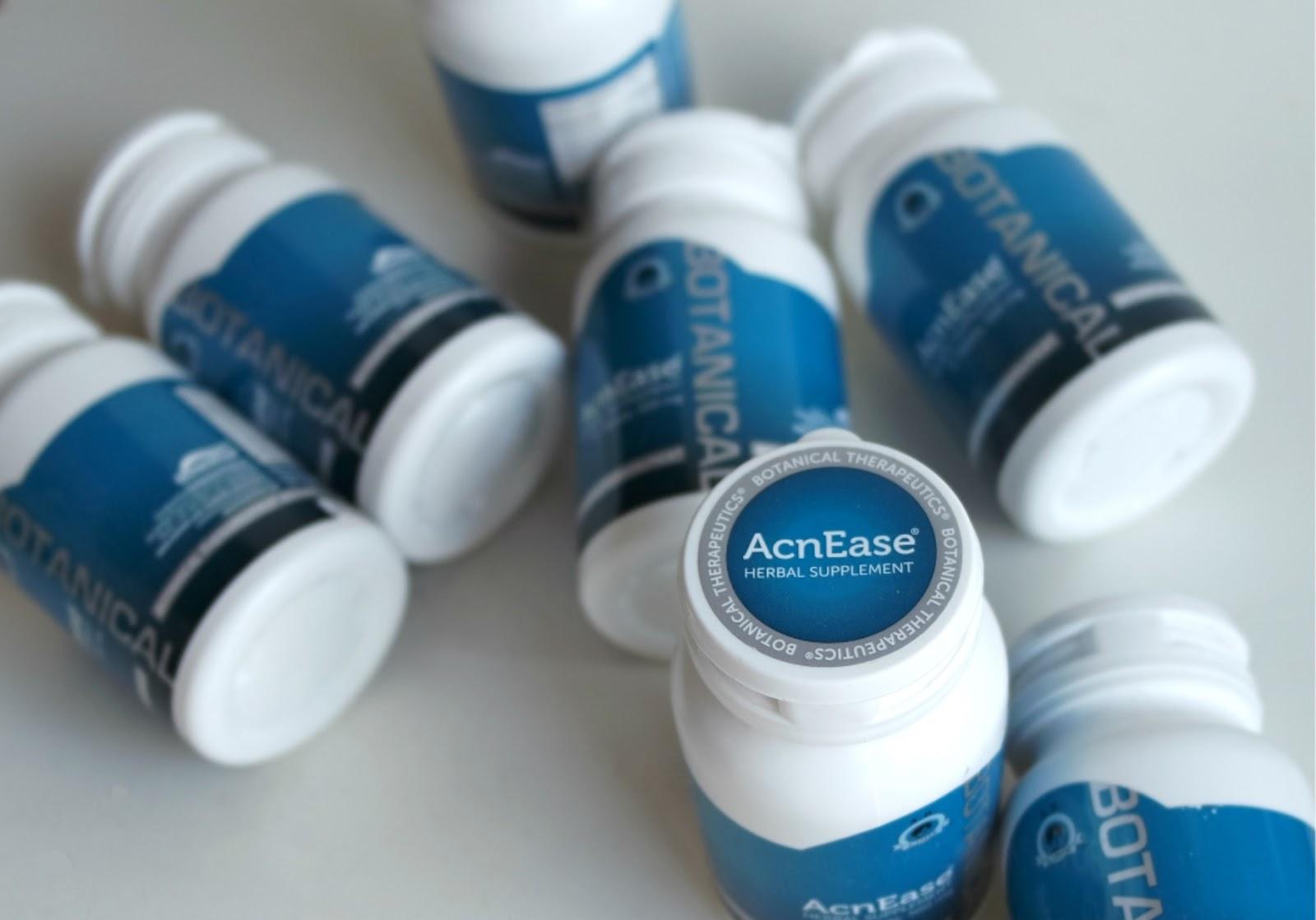 Acnease - un traitement naturel contre les boutons qui