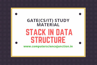 operations on stack data structure