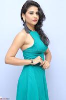 Priya Singh in a sleeveless Green Gown at Manasainodu music launch 011.08.2017 ~ Exclusive Celebrity Galleries 040.JPG