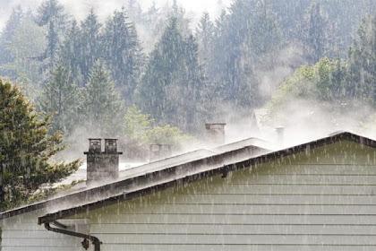 Musim Hujan Awas Atap Bocor