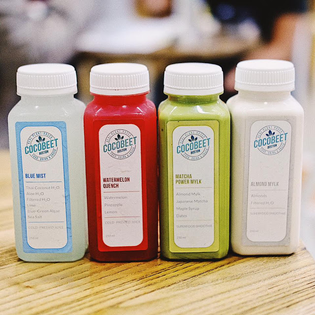 Coldpressed Juices