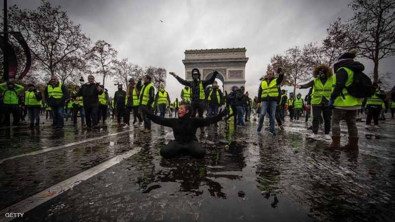 """taroudant24.com - ماذا تقترح المعارضة الفرنسية لإخماد ثورة """"السترات الصفراء""""؟"""