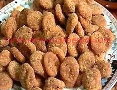 Foto Resep Kue Perut Punai Gula Aren Goreng Khas Bengkulu Sederhana Renyah Crispy Spesial Asli Enak