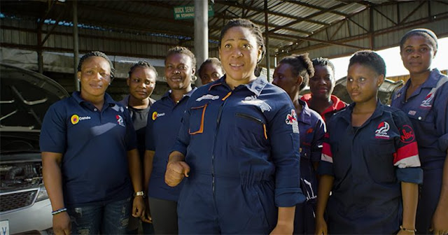 We Have Been Able To Empower Over 1,000 Persons – Lady Mechanic Initiative