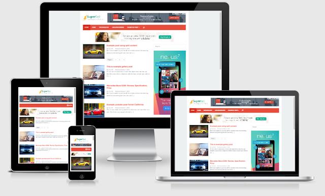Superfast Premium - Theme Wordpress Premium Gratis Download