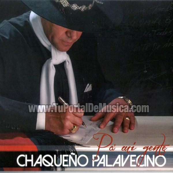 El Chaqueño Palavecino - Pa' Mi Gente (2014)