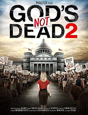 God's Not Dead 2 [2016] [DVD R1] [Latino]