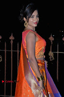 Telugu Actress Vrushali Goswamy Latest Stills in Lehnga Choli at Neelimalay Audio Function  0029.jpg