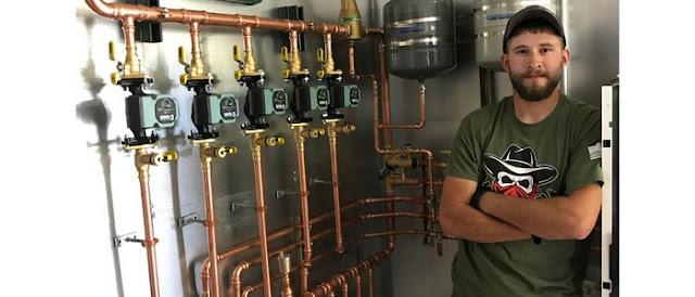 kw plumbing and heating wrexham