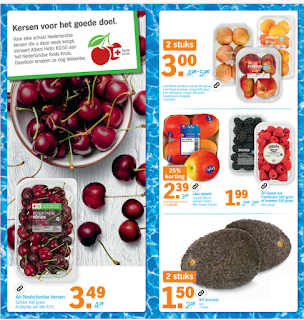 Albert Heijn folder Week 29, 16 – 22 Juli 2018