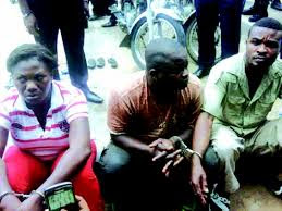 kidnappers 67 years imprisonment