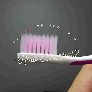Medium TOOTHBRUSH for adult