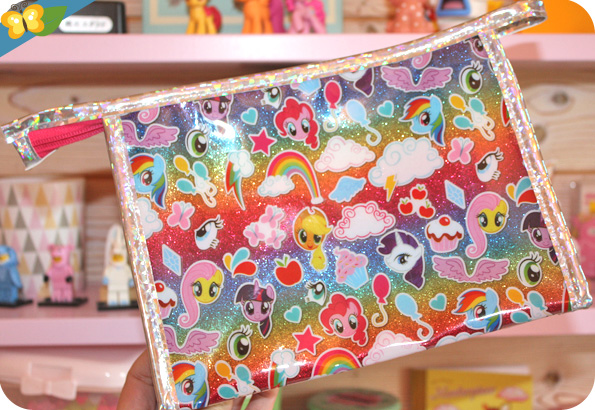 Trousse à maquillage My Little Pony de chez Claire's