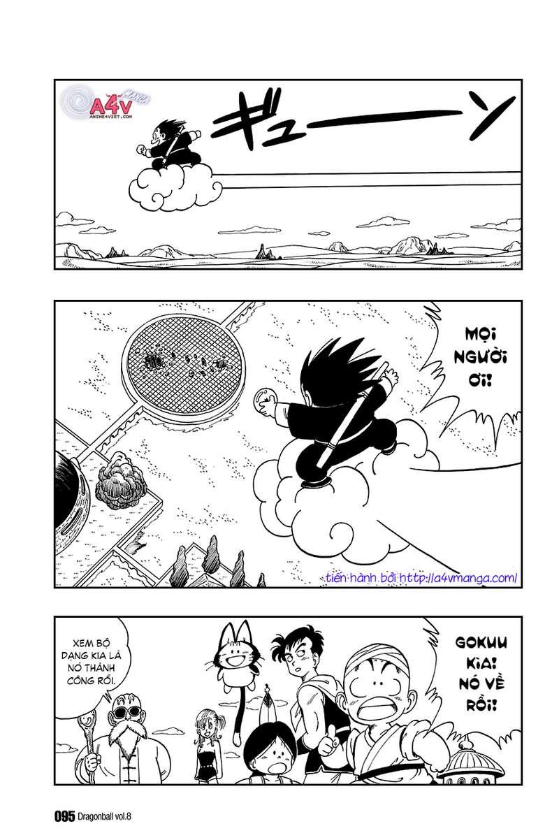 Dragon Ball chap 111 trang 3