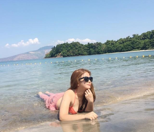Bea Binene Shows Off Her Beach Body For The First Time! You Have To See This!