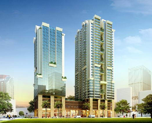 Chung cư Sky Park Residence - Số 3 Tôn Thất Thuyết