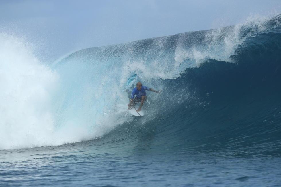 5 Kelly Slater Billabong Pro Tahiti foto WSL Kelly Cestari