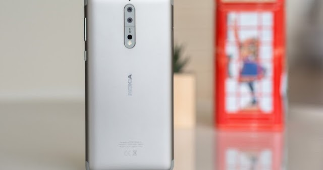Nokia 8 ဖုန္းကို ေနာက္လမွာ ထုတ္လုပ္မည္