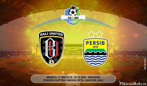 Prediksi Bali United vs Persib Bandung: Tim Tamu Diunggulkan Menang