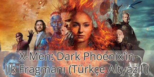 X-Men: Dark Phoenix Fragman İzle