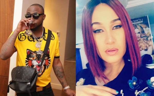 {filename}-See What Caroline Danjuma Was Spotted Doing To Davido's Song 'fia' (video)