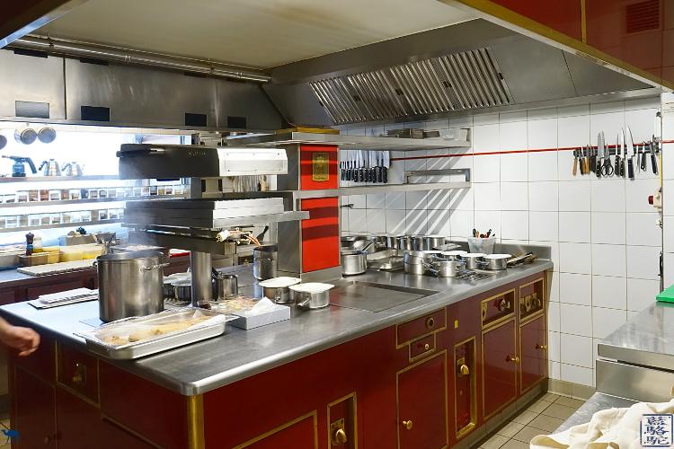 Le Chameau Blue - Dans les cuisines d'une restaurant doublement étoilé - Val d'Isere
