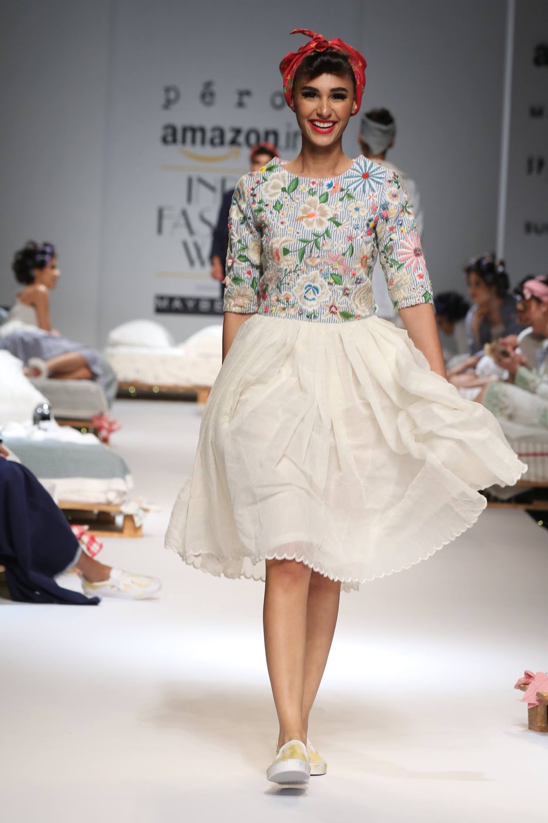 This Collection Was In Collaboration With Princess Pea Which According To Aneeth Arora Also Symbolises The Alter Ego Of An Indian Woman
