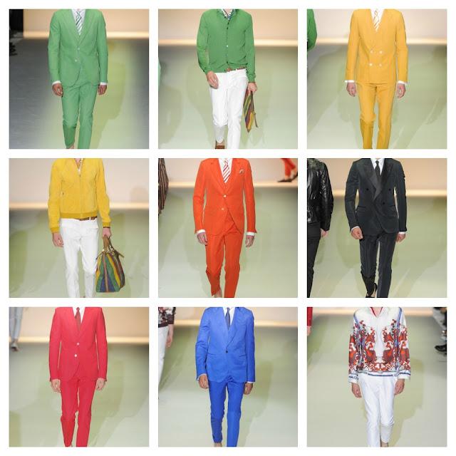 Mediterranean Clothes Style: Stylefluid Trendz: Milan Men's Fashion Week