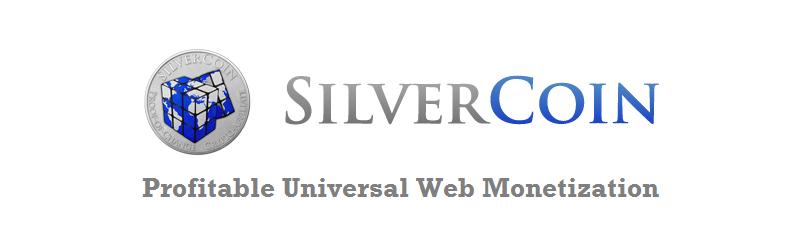 Silvercoin – Profitable Universal Web Monetization