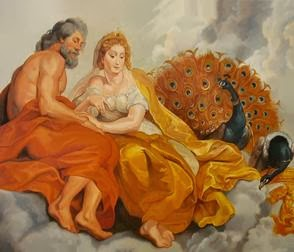 greek myths zeus and hera relationship