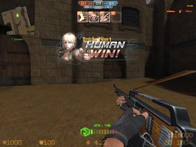 Game For PC: Counter Strike Extreme V7 - Kazegami4rt