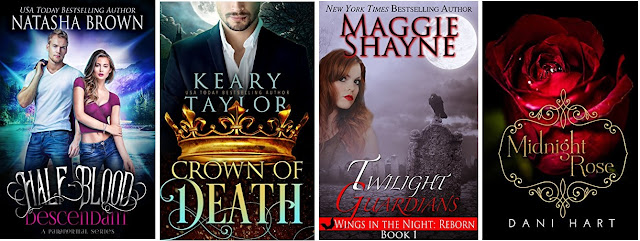 Image: Click for Top 100 Free Paranormal Vampire Romance eBooks