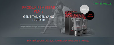 Jual Obat Cream Titan Gel Asli COD Di Jakarta