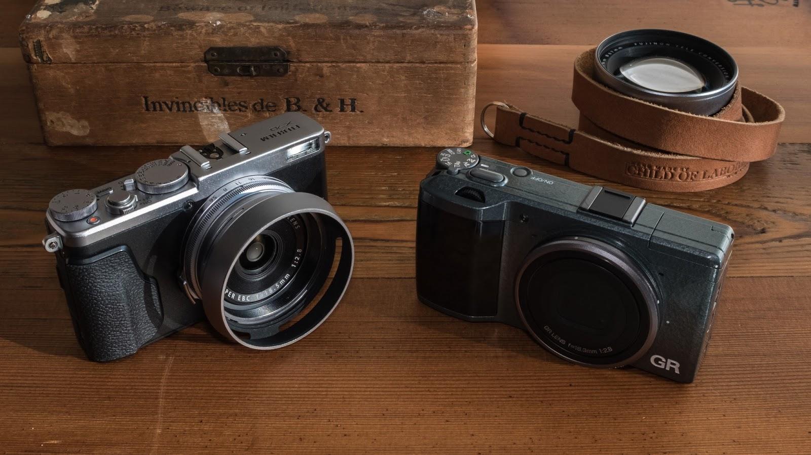 bigheadtaco com: Fujifilm X70: Ricoh GR Destroyer?