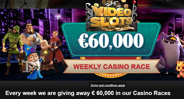 Thrills Online Casino - 100% Slots Bonus + 50 Free Spins OR €5 Live Casino Bonus Bet