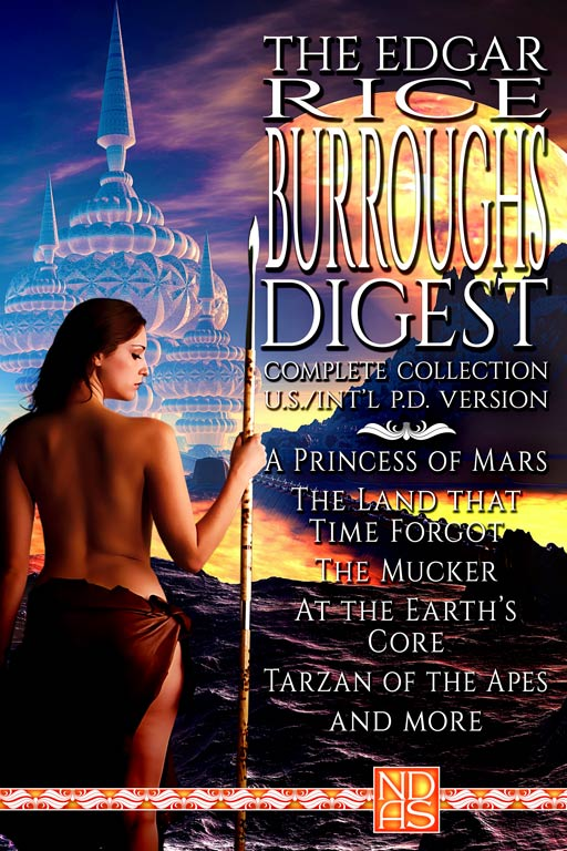 Edgar Rice Burroughs Digest