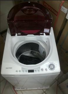 Cara Menggunakan Mesin Cuci 1 Tabung Otomatis dengan Benar