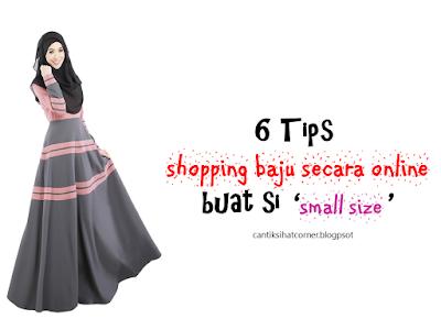 jubah small siza
