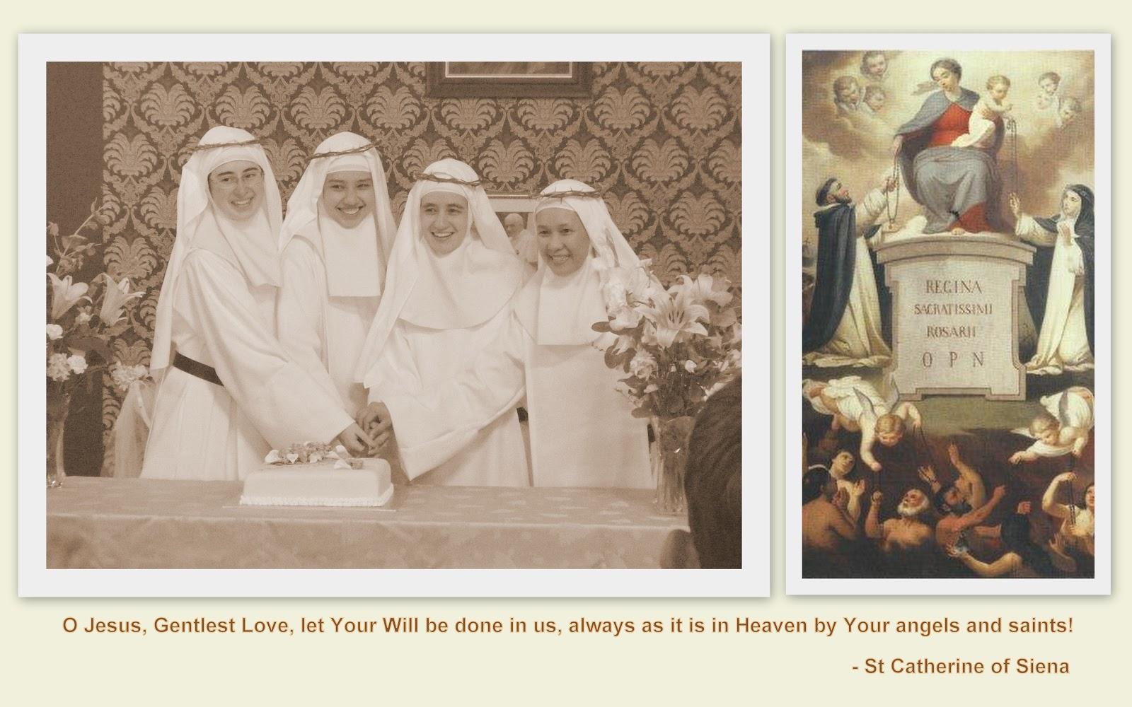 meet the patrons saints