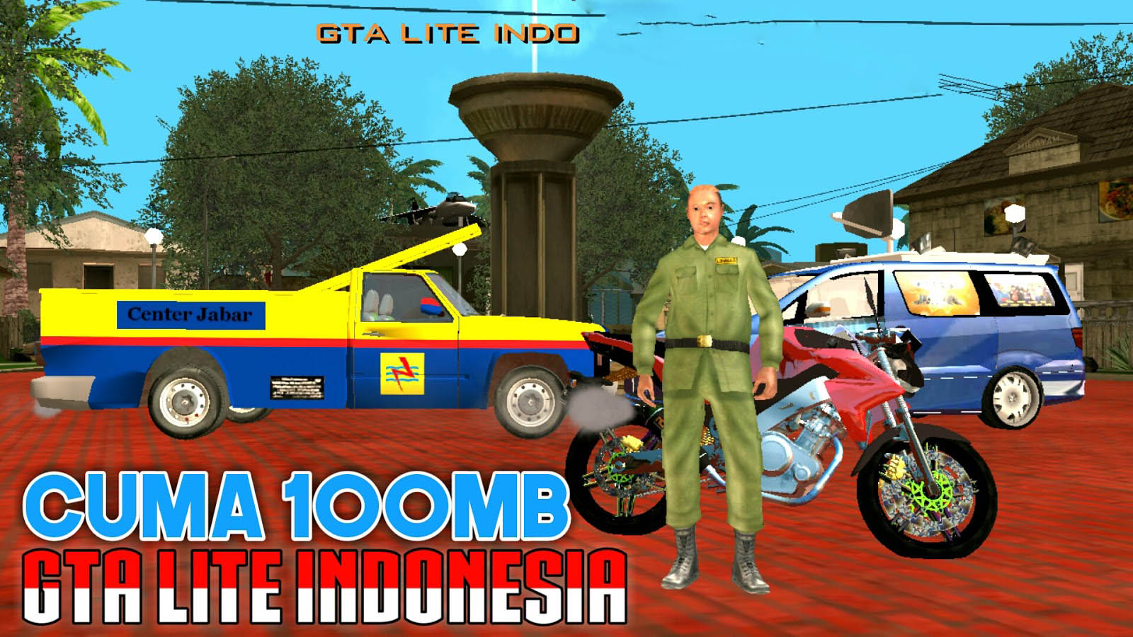 download gta sa lite adreno mod 200mb