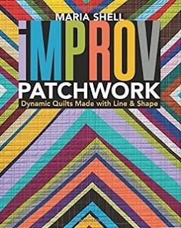 IMPROV PATCHWORK-SCRAP QUILTS-IMPROV QUILTS