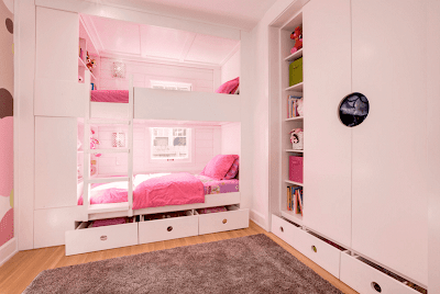 Creative Shared Bedroom for Kids image 6