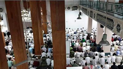Persatuan Ummat Islam yang semu