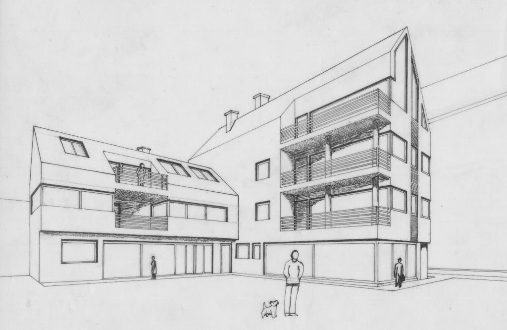 3d huizen tekenen perspectieven soorten en voorbeelden