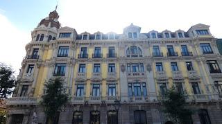 Plaza de Porlier. Oviedo.