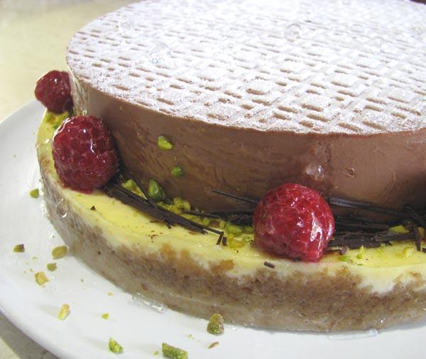 E Arrivato Il Tempo Della Cheese Cake I Dolci Di Pinella