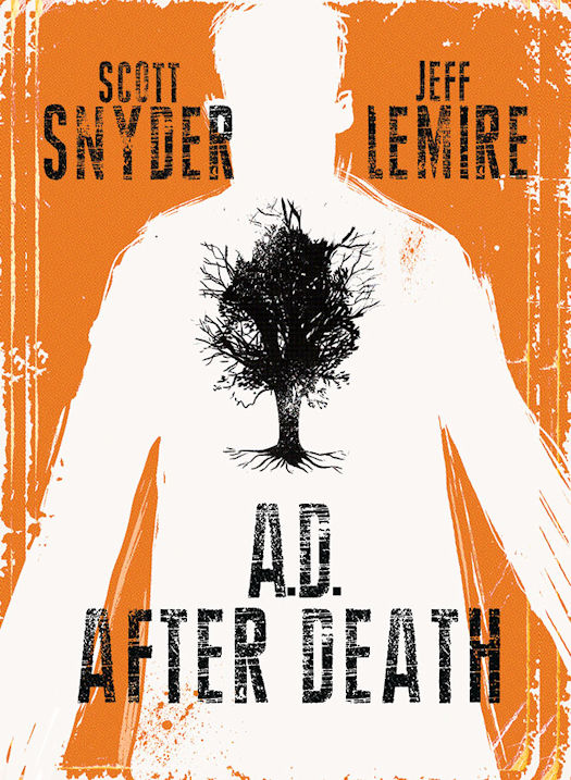 AD: After Death Hardcover Edition Coming in May