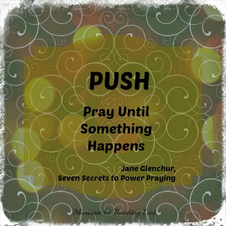 Pray Until Something Happens   {Reading List}