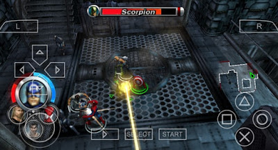 Download Marvel Ultimate Alliance 2 ISO PPSSPP High Compress